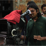Laxmikant Shetgaonkar at the Camera